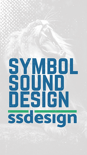 ssdesign - symbol, sound and design