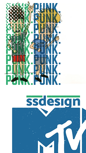 ssdesign - punk 90's