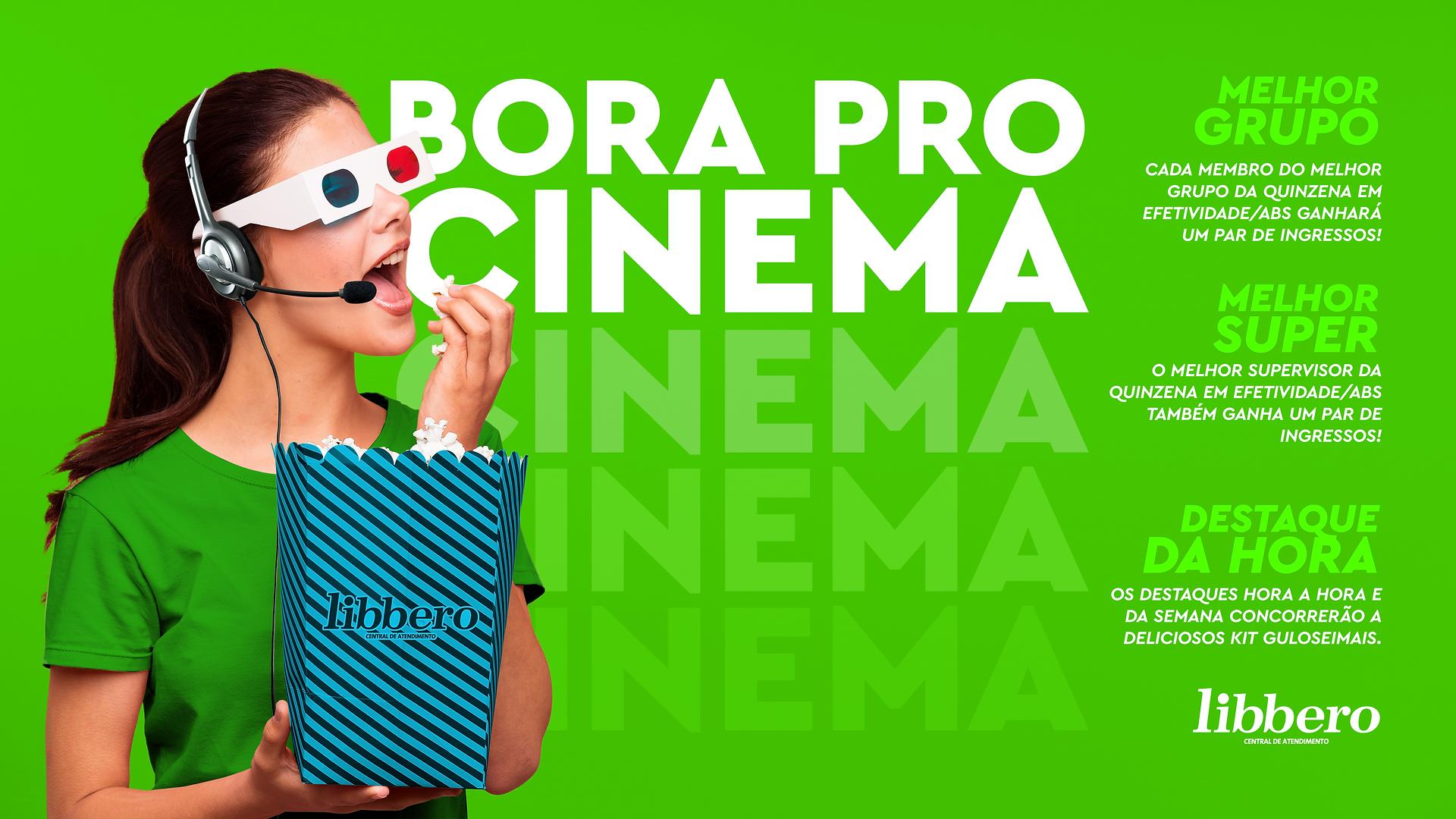 Bora pro Cinema