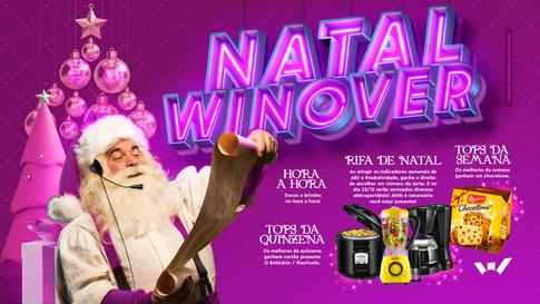 Christmas Winover and Libbero 2019