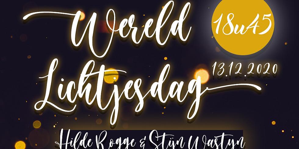 Wereldlichtjesdag - Hilde Rogge & Stijn Wastyn