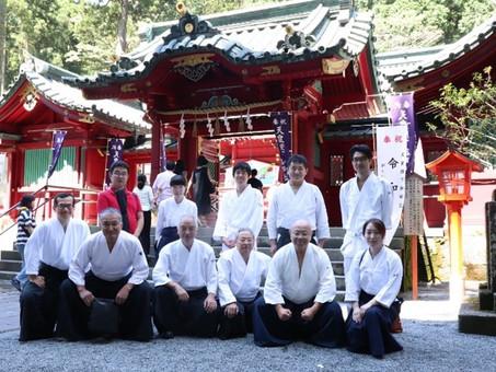 箱根合宿を開催