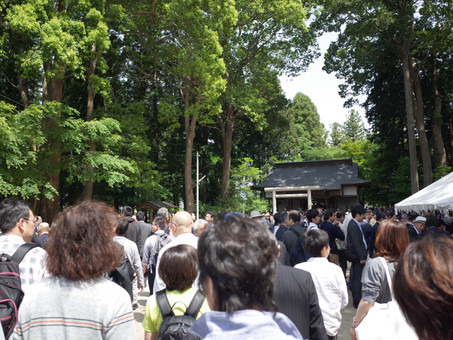 合気神社大祭