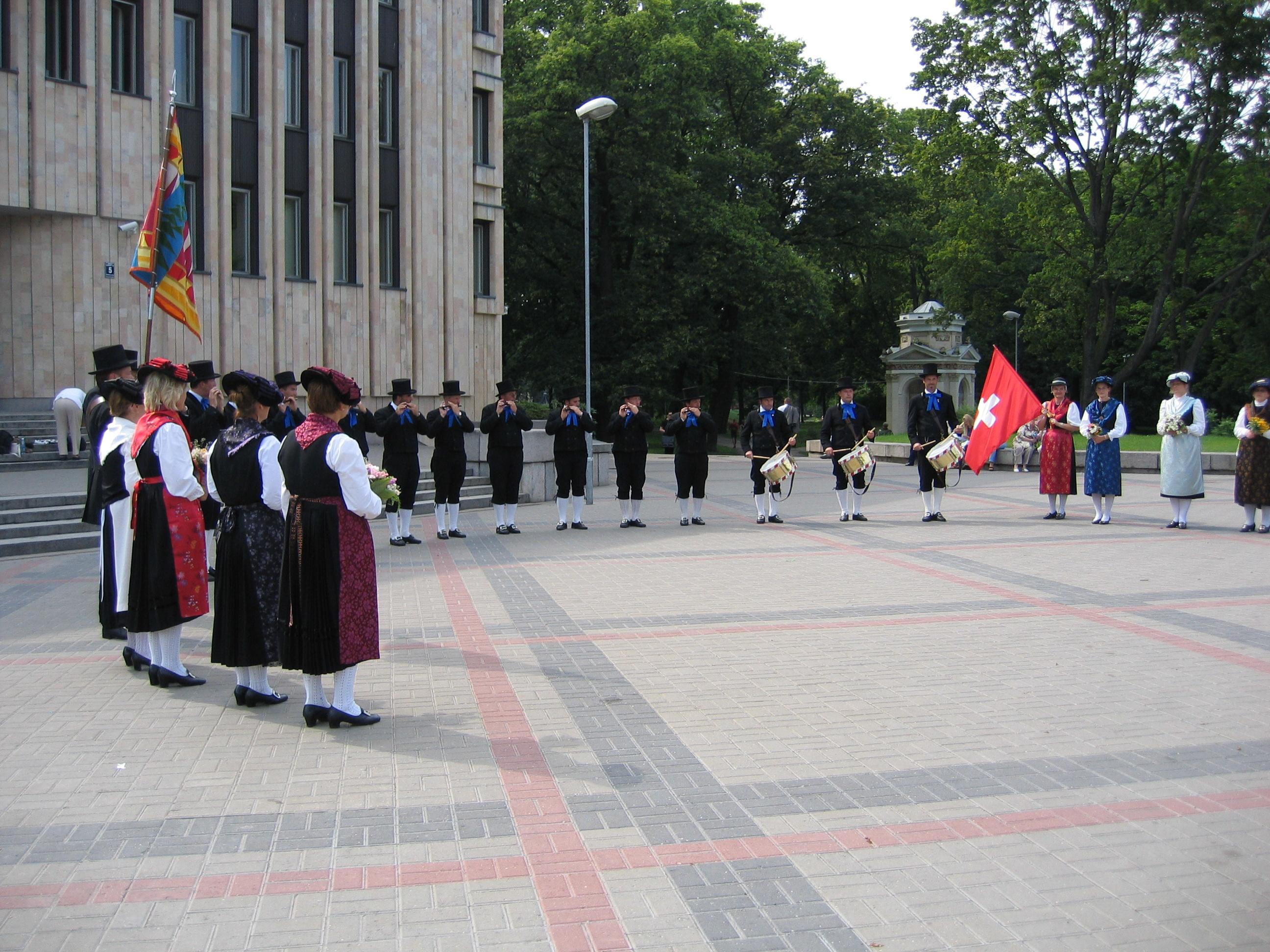 Européades Riga 2004