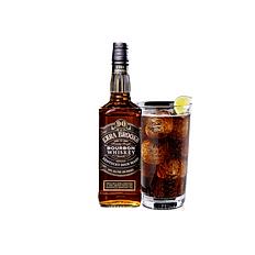 Premium Whiskey & Coke