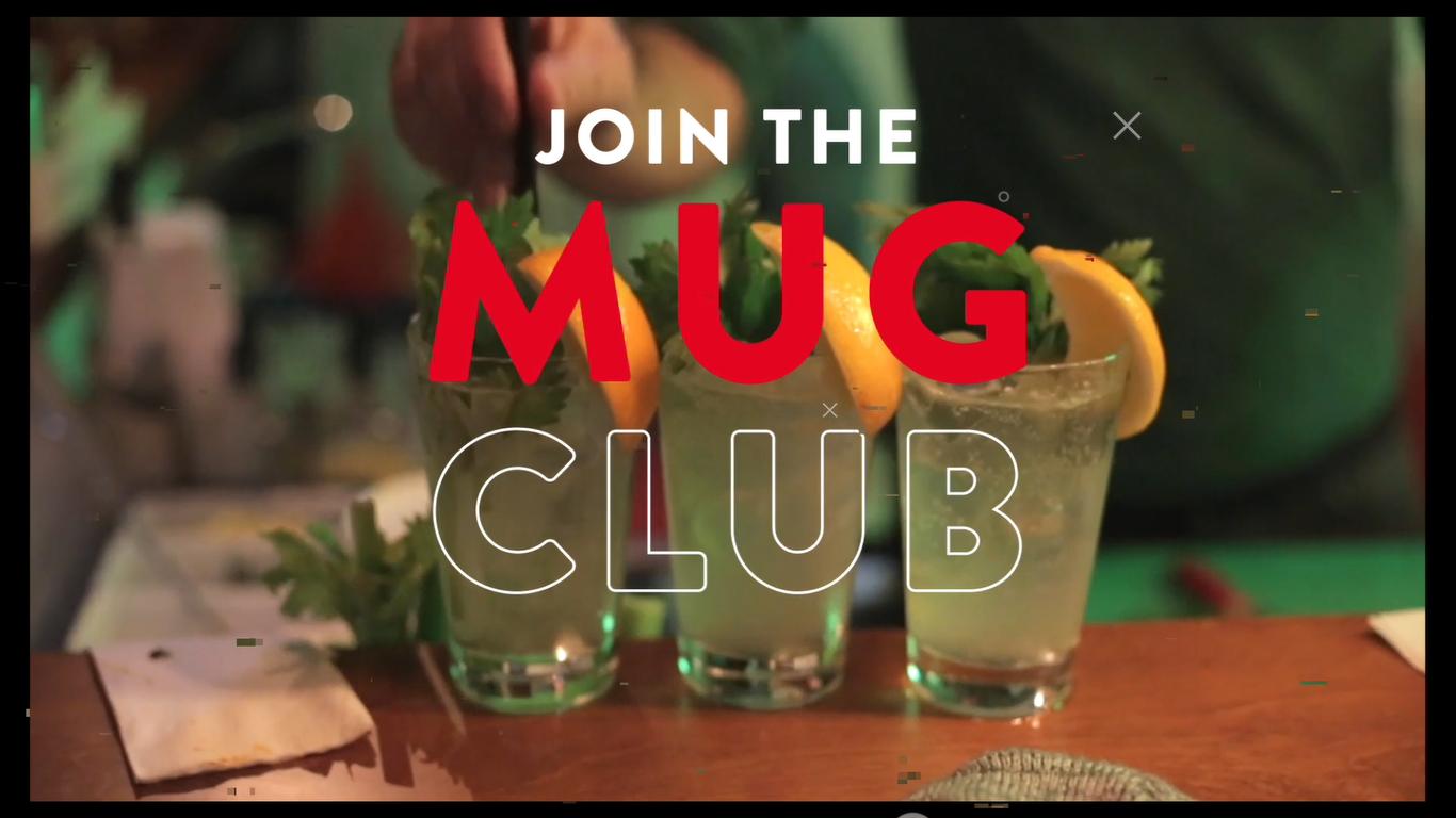 Mug Club Monthly Subscription