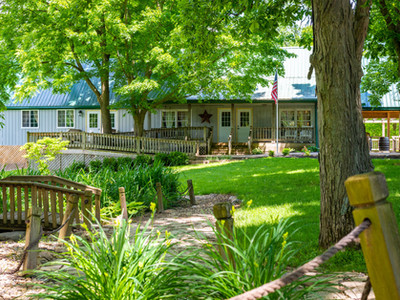 The Hideaway room wedding venue East Central Indiana
