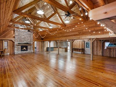Inside Hideaway Room wedding venue