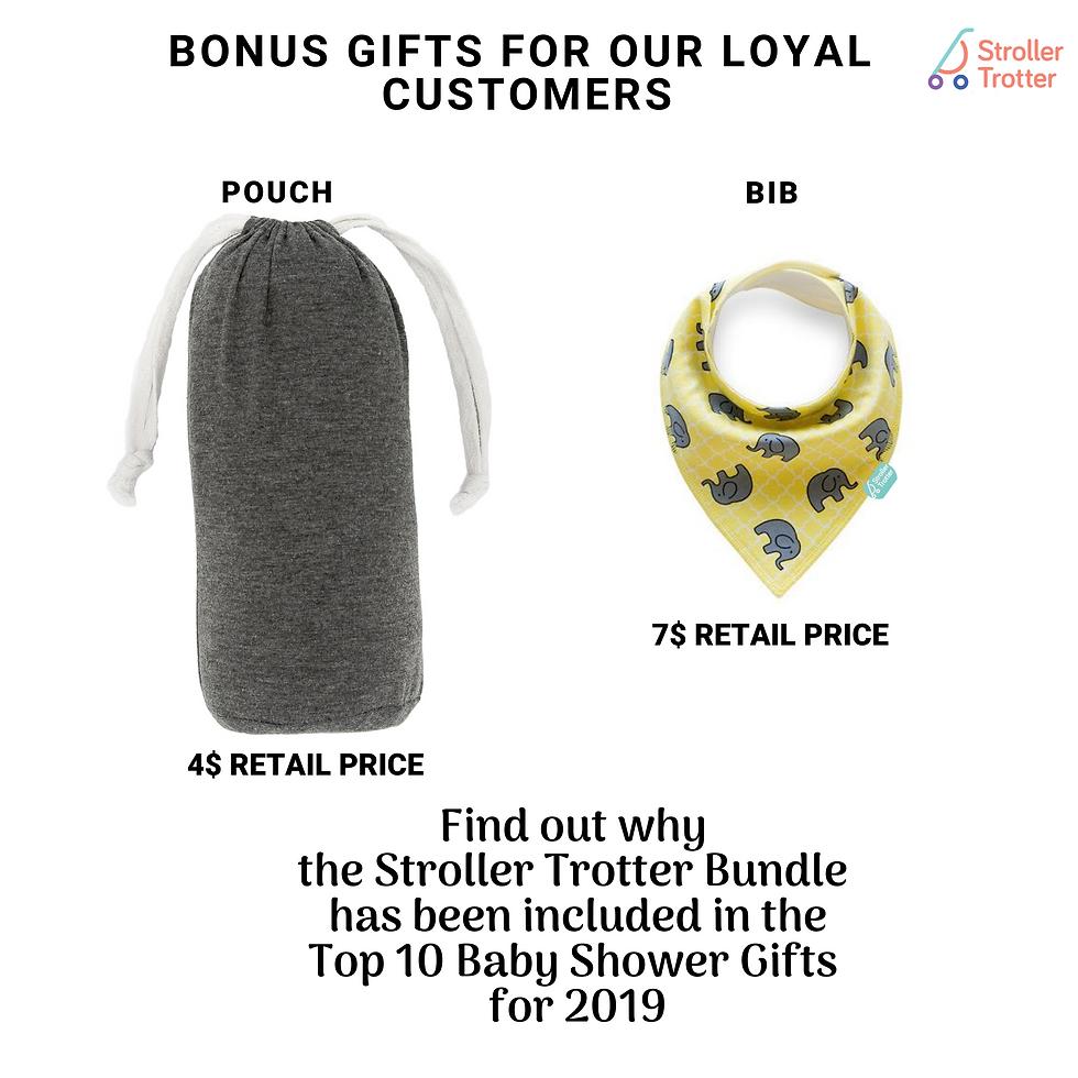 Baby Wrap Carrier Bundles