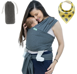 Baby wrap by Stroller Trotter