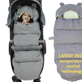 foot muff for baby and toddler