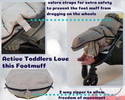 Baby bundleme becomes toddler sleepsack