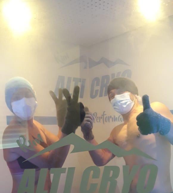 Cryothérapie Corps Entier (CCE)