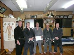 4th Dan Award