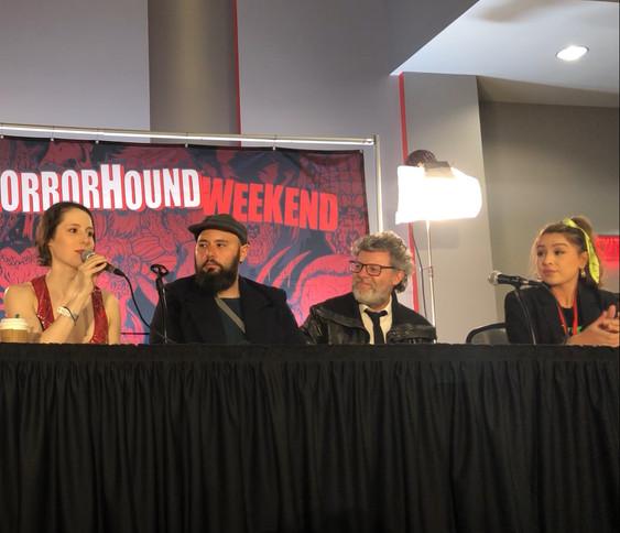 Horror Hound Indie Filmmaker Panel