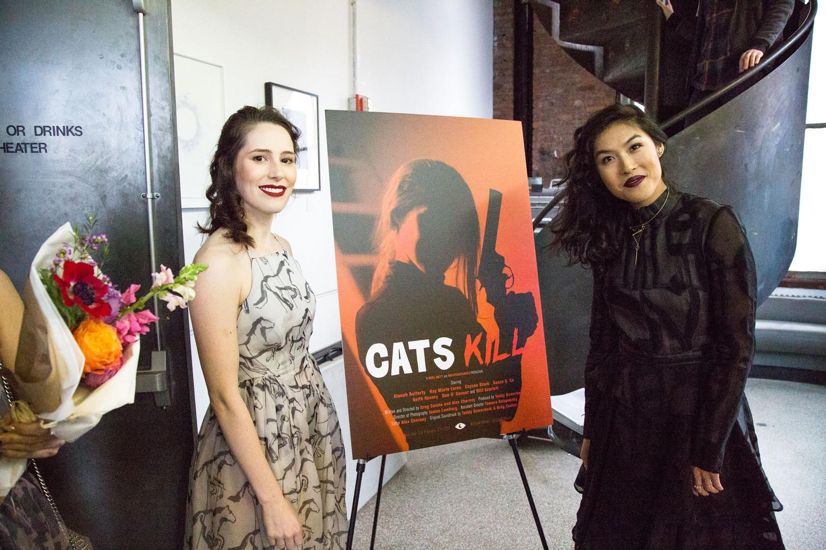 Cats Kill Premiere