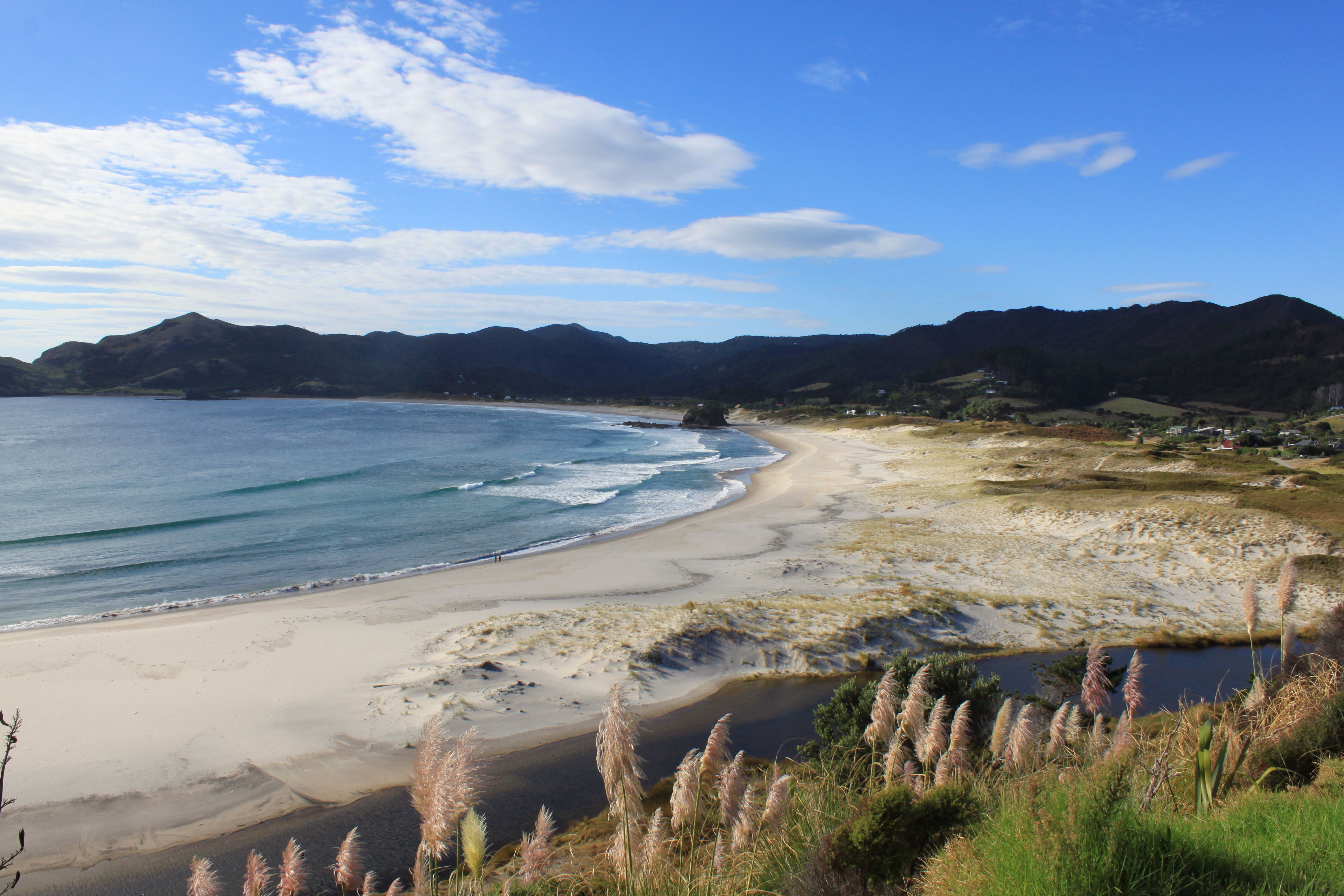 Medlands Beach Great Barrier Island