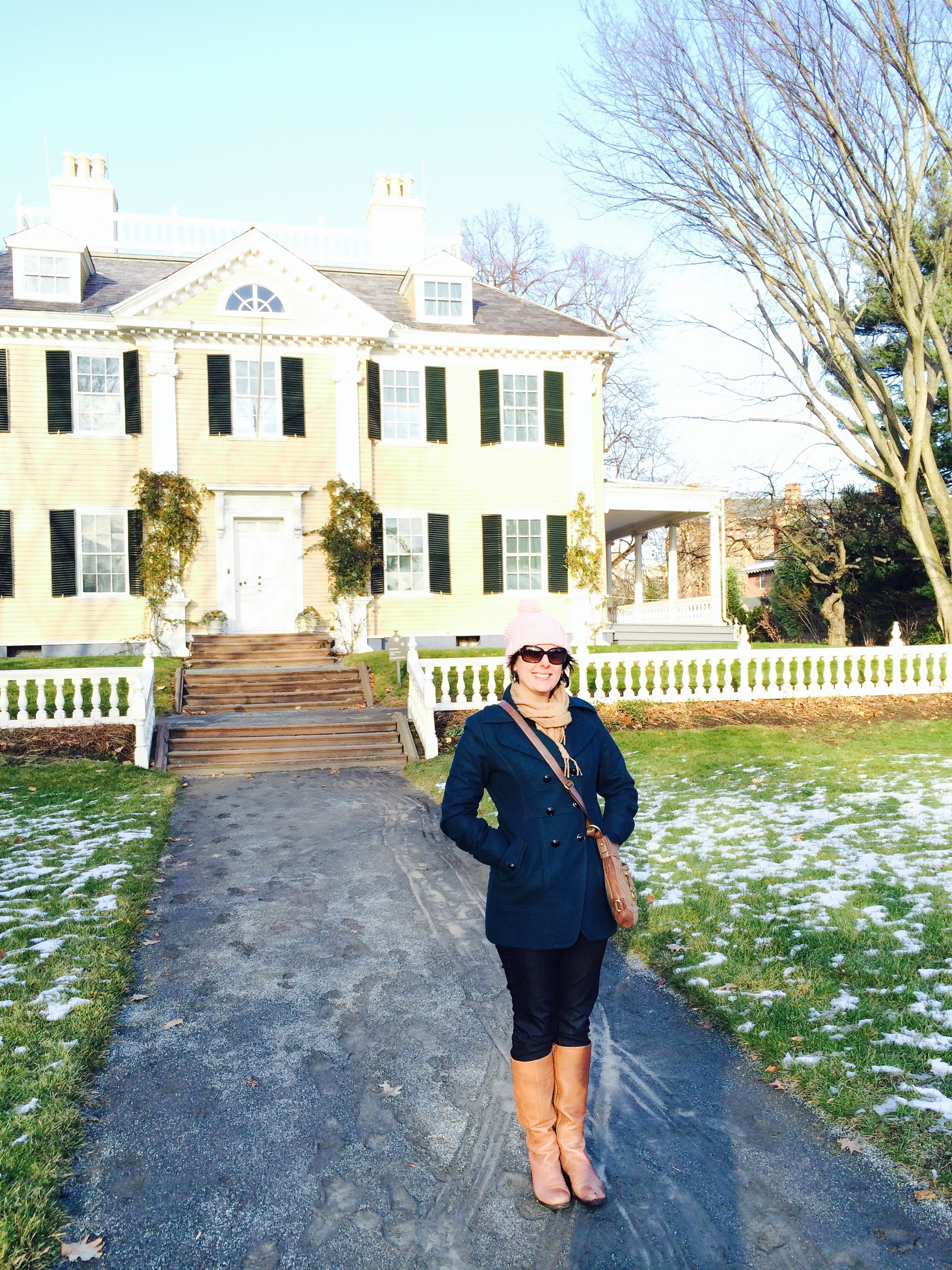 Longfellow House - Boston