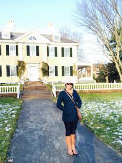 Longfellow House - Boston