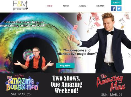 E&M Presents