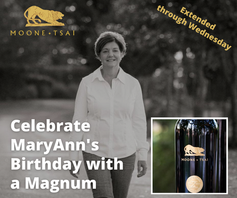 Magnums for MaryAnn Promo
