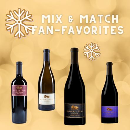 Mix & Match Holiday Promo