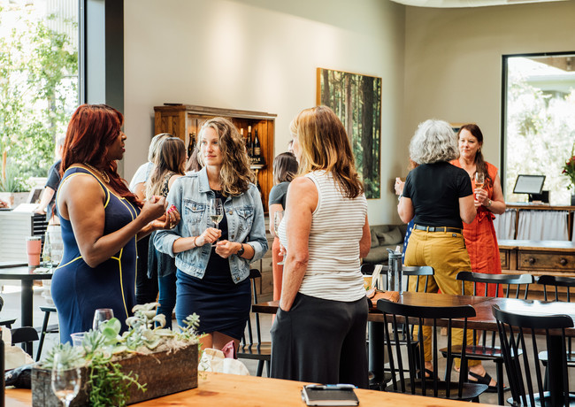 2021 Watch Party: Argyle Winery   Photo: Kathryn Elsesser