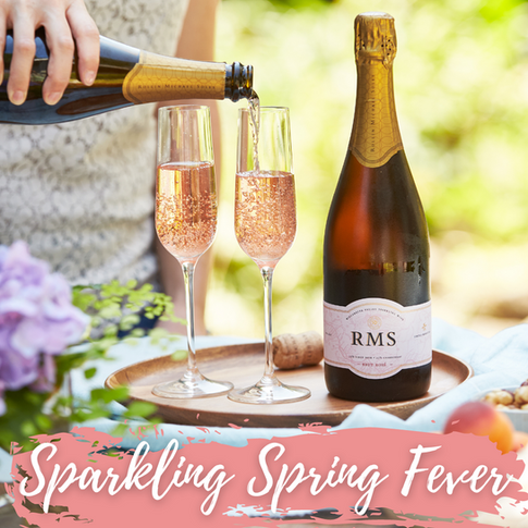 Sparkling Spring Fever 2021