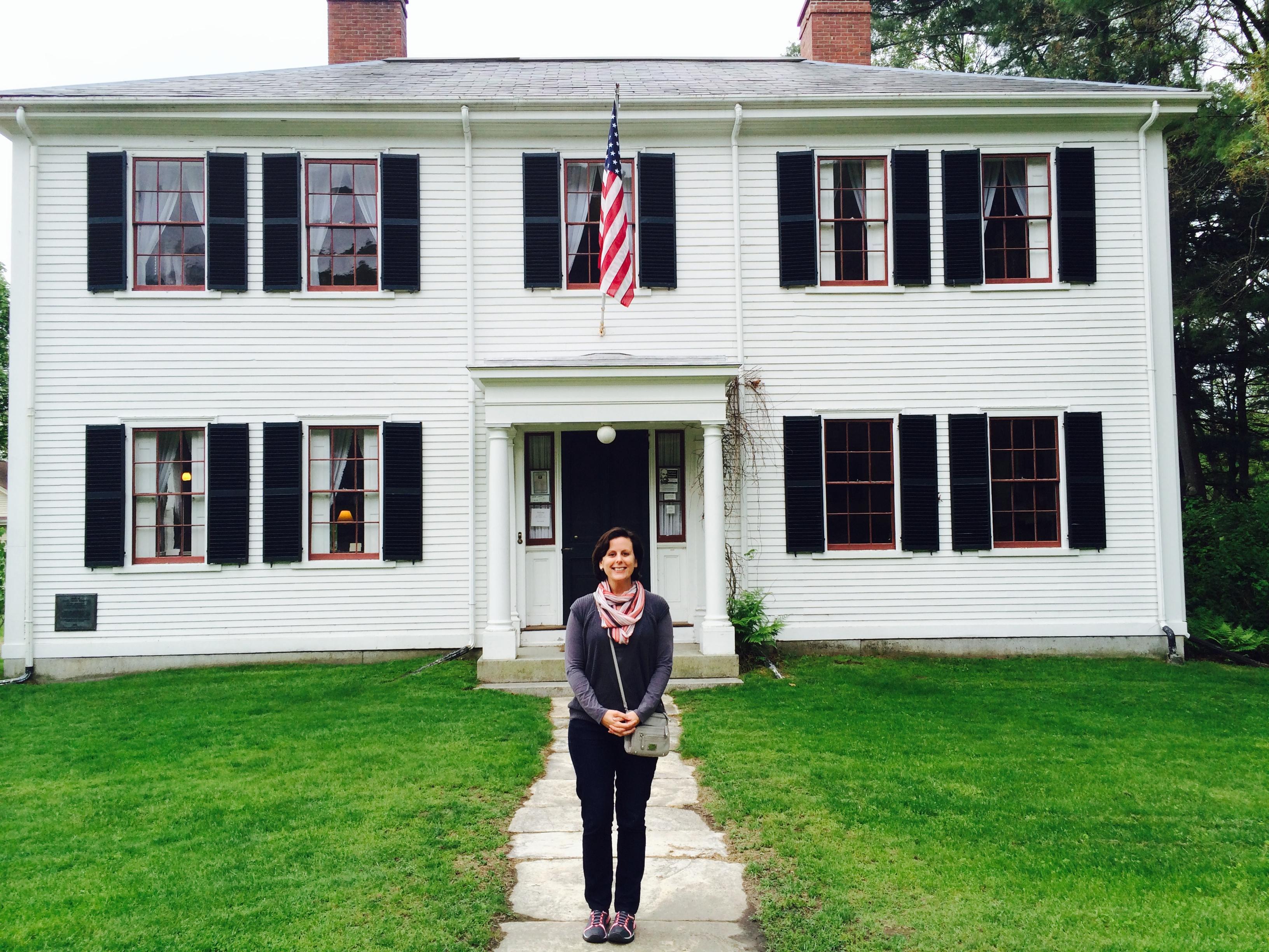 Emerson House, Concord, MA