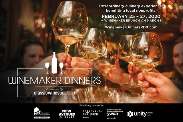WINEMAKER DINNERS PROMO