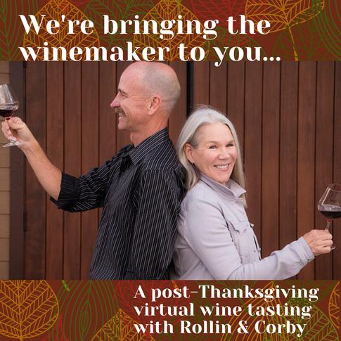 Thanksgiving 2020 - Virtual Tasting