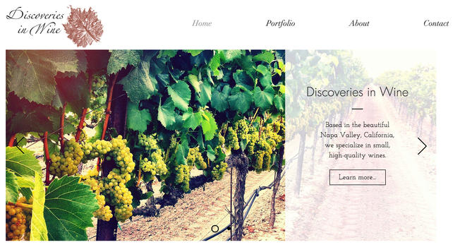 Discoveries in Wine
