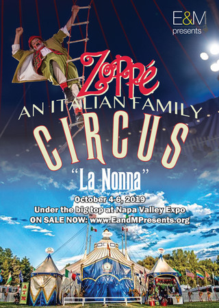Zoppe Italian Family Circus 2019 Promo