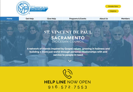 SVDP - Sacramento