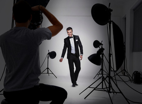 """What happens """"Behind the Scenes"""" for a Photographer"""