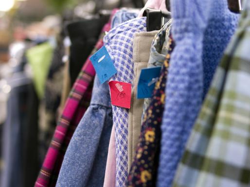 Goda nyheter: Industrin för second-hand kläder blommar