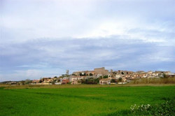 Poble rural