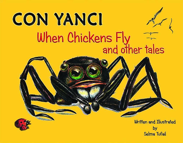 Con Yanci: When Chickens Fly and Other Tales