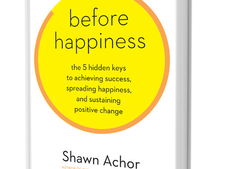 Before Happiness Book Review
