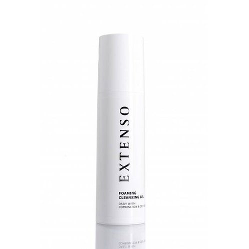 EXTENSO FOAMING CLEANSING GEL 150ml