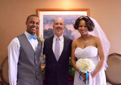 Dean-Ivery wedding