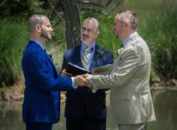 Ervin-Bosch wedding