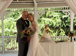 Loftis-Price wedding