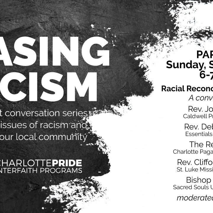 Charlotte PRIDE: Racial Reconciliation & Religion