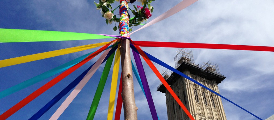 Beltane Is the Promise of Better Days to Come