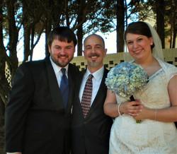 Hall-Darrow wedding