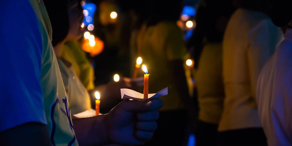 COVID-19 Interfaith Prayer Vigil