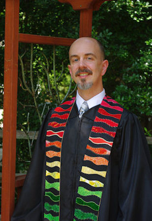 Rev Wes Isley interfaith and pagan wedding minister