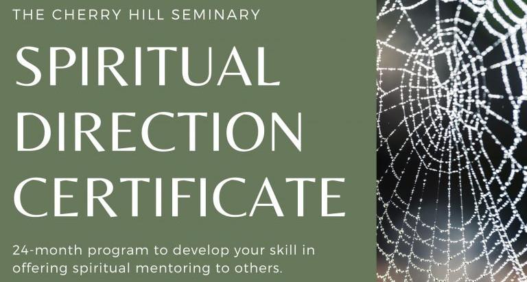New Spiritual Direction Program from Cherry Hill Seminary