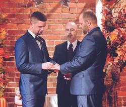 Baker-Jump wedding